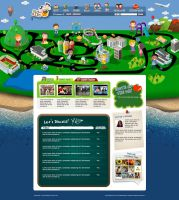 Kid's Learning Portal by armanique