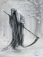 Grim Reaper by ASphyX1at3d