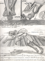 Stray... Page 1 of ...? by wolfshadow6