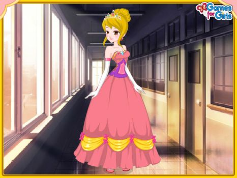 School Prom - Penelope Pitstop by Astrogirl500