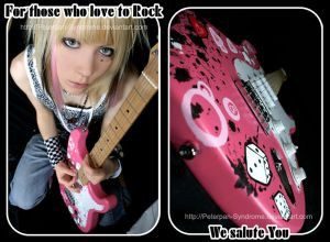 For those about to rock by PeterPan Syndrome - RocKer Avatarlar`