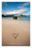 I Love Lofoten by Stridsberg