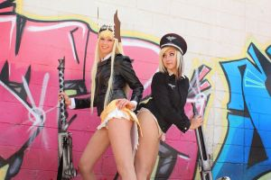 Erica Hartmann and Hanna-Justina Marseille 26 by PumkinSpice