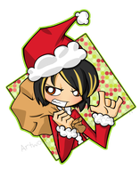 .:PSG Christmas ID:. by Natsumi-chan0wolf