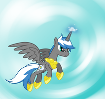 Prince of Clouds by csillaghullo
