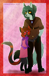 Commission :: Time with Dad by TwistedZepher