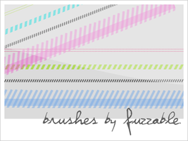 Brushes - Borders by msLana