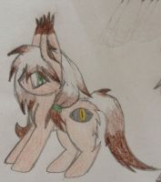Cocoa Butter (New OC and 2 point breedable) by Equinoxthealicorn