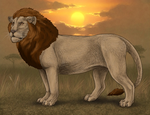 Liger Mane Example by beany123
