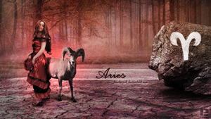Aries by PAulie-SVK
