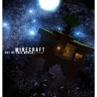 Minecraft  Out of this world by iNegacion