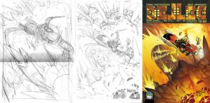Dellec 3 Cover Process by MicahJGunnell