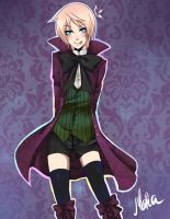Alois Trancy by marialife