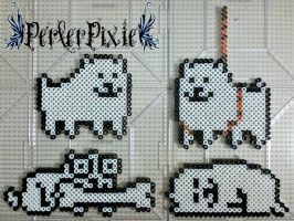 Annoying Dog by PerlerPixie