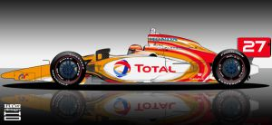 Total Indycar by hanmer