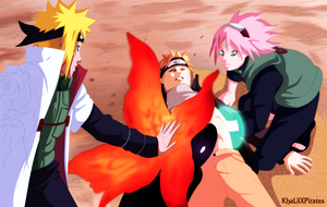 Naruto 664 by KhalilXPirates