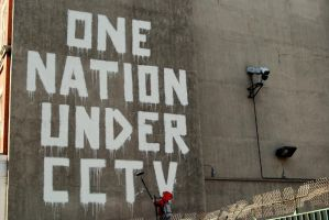 One Nation under CCTV by angelwillz