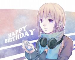 Birthday Song by mibou
