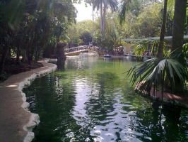 Zoo park of centenary, Merida by HELLPATO777