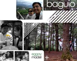 baguio vacation by eggay