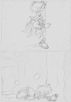Scandalious Shadow the Hedgehog page 158 by 0Carkki0