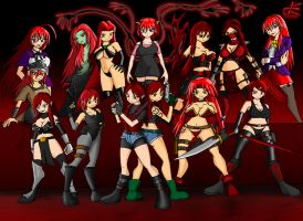 20150402 - Redhead Collection by Dustin-Eaton-Works