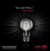 Toyota-Right Choice by mustange
