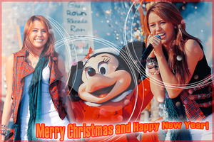 MERRY CHRISTMAS by Pauline-graphics