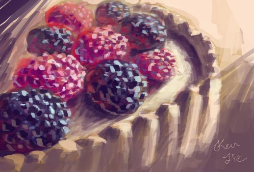 BotP : Berry Tart by Xiven