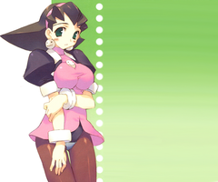 Tron Bonne Wallpaper 2 by Demi-feind
