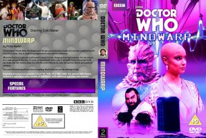 Mindwarp DVD Cover REDUX by Cotterill23