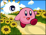 Who that cute little pink ball? by JJJmadness