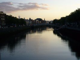 Landscape in Dublin by abvt