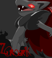 Zoroark by KayaaXx