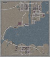 Full Map of Silent Hill by AdventureWanted