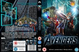 The Avengers V2 by BrotherTutBar