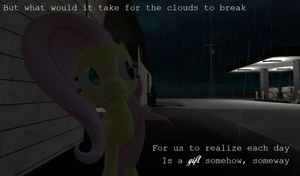 Clouds To Break by MindlessGonzo