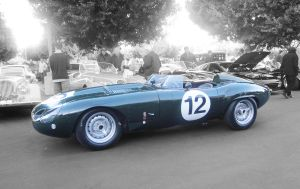 Racer jag by mburleigh8