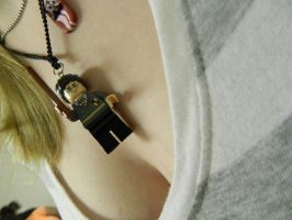 Lego Potter Necklace by Insertjoke-here