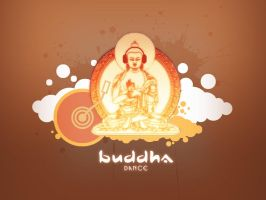 Buddha Dance by UTAK1
