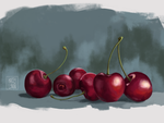 cherries by kacey-lynn