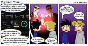 Call of What-Now? by MFM-comics