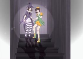 HALLOWEEN 2014 - FATAL FRAME CONTEST by Capsidia-Here