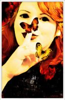 The Butterfly Collector by mkdieb