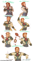 Hans is Pretty by naomi-makes-art73