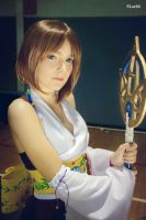 Final Fantasy X - Yuna by luchia-28