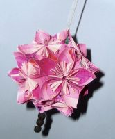 Flower Kusudama by adina-chan