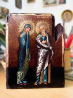 Mary and John the Evangelist by GalleryZograf