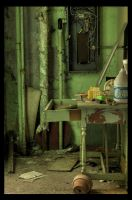 Green Room by DirtHat