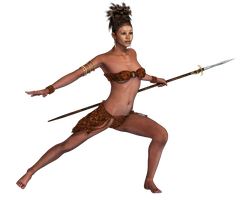 Female 44 PNG Stock by Roys-Art